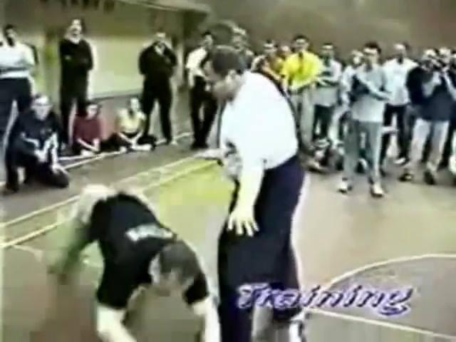 Mikhail Ryabko - sebeobrana