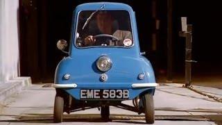 Nejmenší autíčko na světě - Peel P50