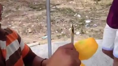 Jak se jí mango