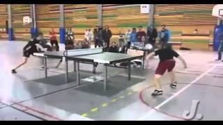 Ping pong jinak
