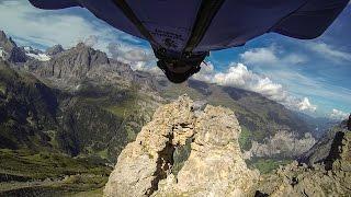 Blázen na Wingsuitu - Uli Emanuele