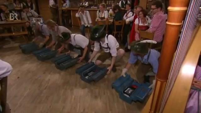 hudební kufr s nářadím