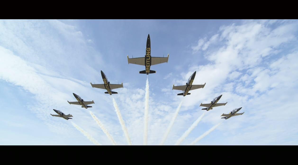 Reklama na airshow