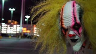 gang vražedných klaunů v Las Vegas