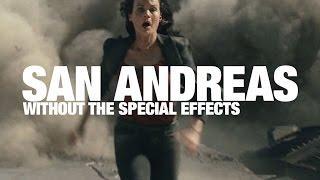 Neakční akční film San Andreas