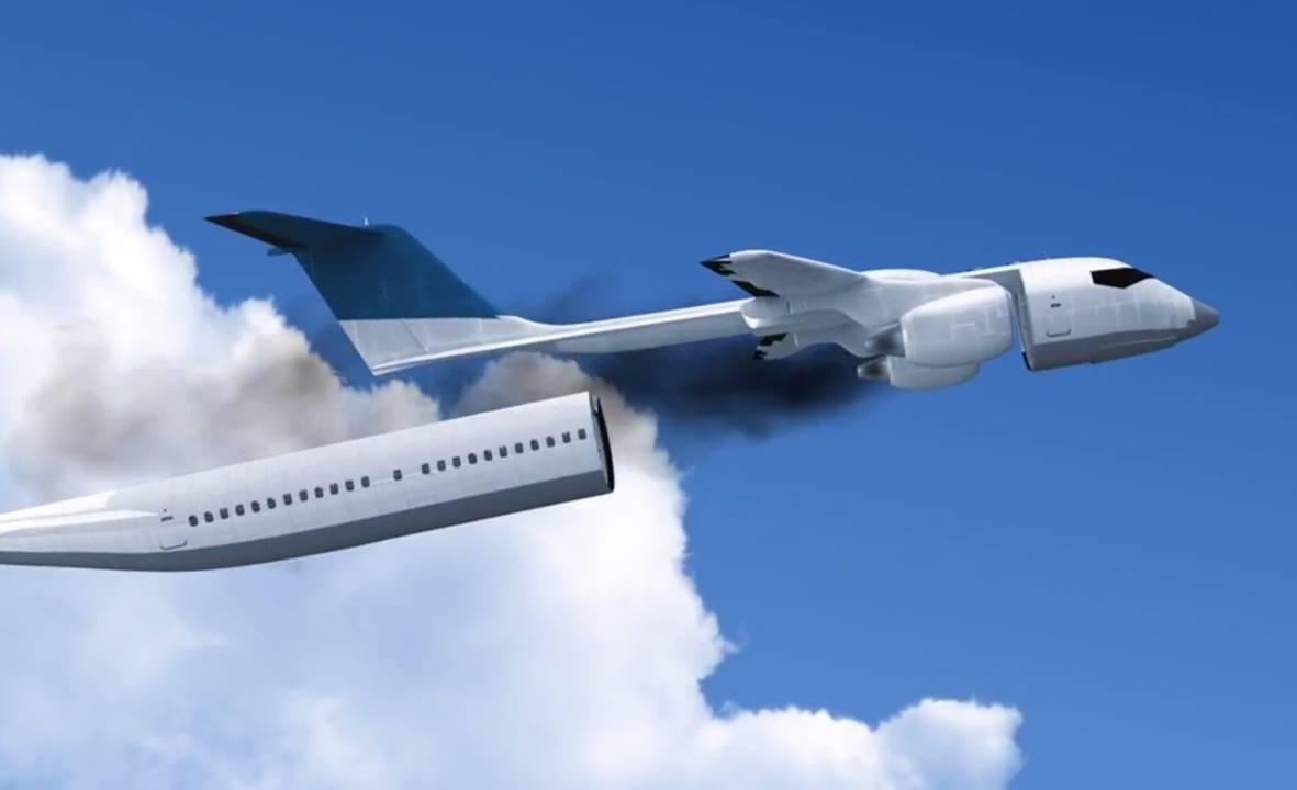Řešení leteckých havárí