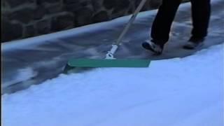Zapomeňte na odhazování sněhu lopatou