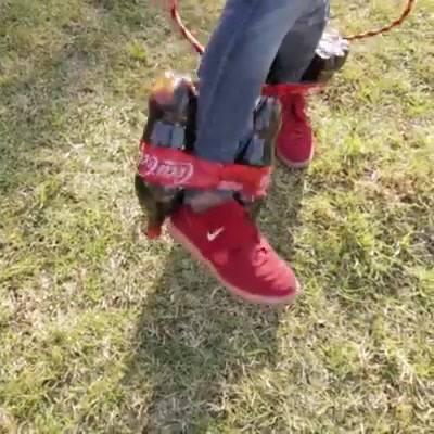 Jetpack z Coca-Coly