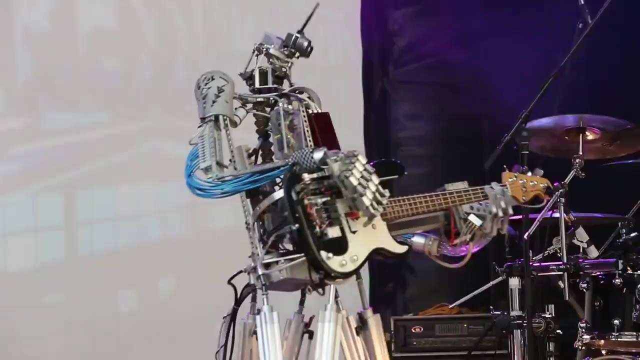 Robotická kapela