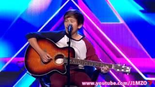 X factor Austrálie 2013 - Jai Waetford