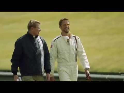 Johnnie Walker vs Jenson Button